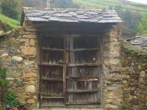 Portón del corral